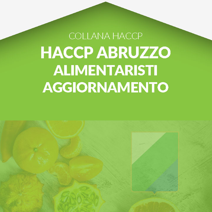 Corso in aula HACCP ABRUZZO - Corso tipo II - Corso di aggiornamento