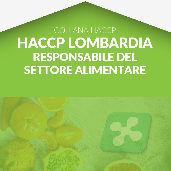 Corso in aula HACCP LOMBARDIA - Operatore del Settore Alimentare