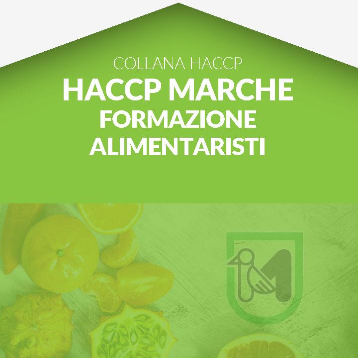 Corso in aula HACCP MARCHE - Corso base+avanzato