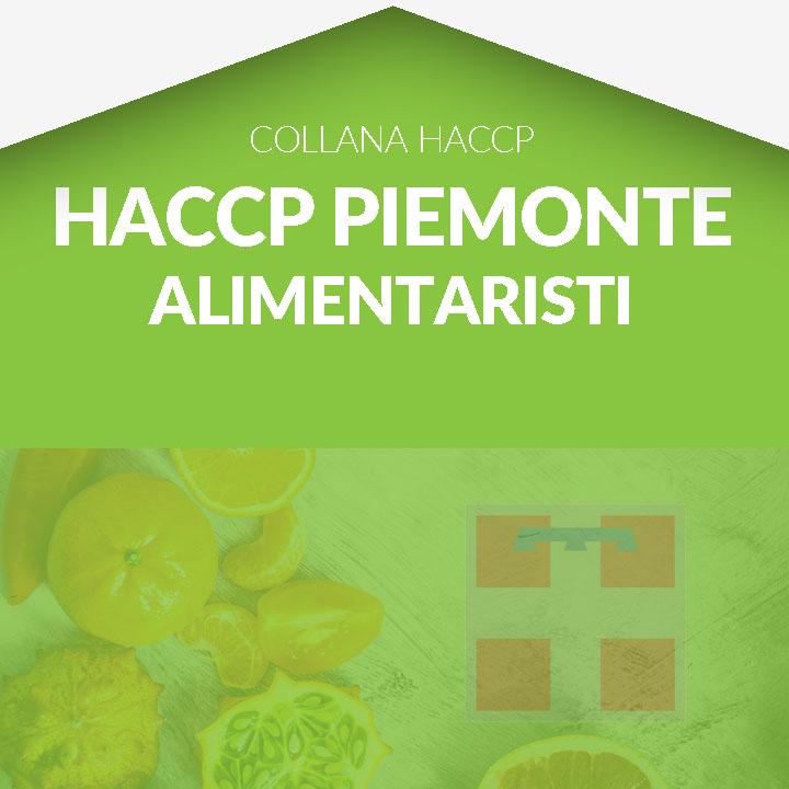 Corso in aula HACCP PIEMONTE - Alimentaristi