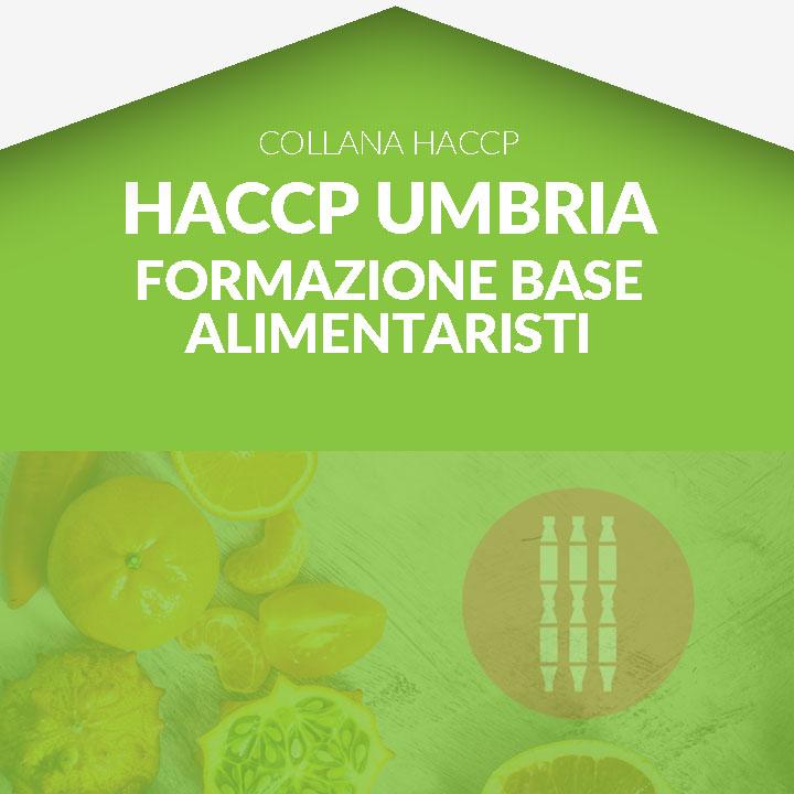 Corso in aula HACCP UMBRIA - Formazione di base