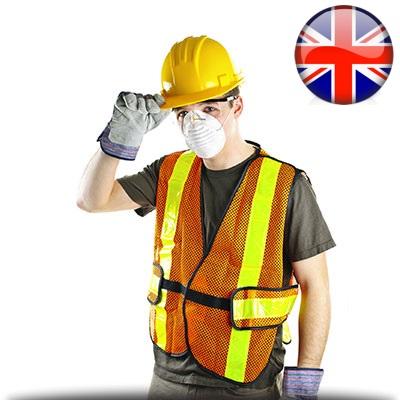 Corso in aula Formazione Lavoratori - Aggiornamento  Rischio Alto - Lingua Inglese