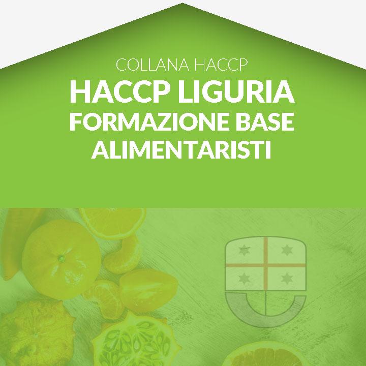 Corso in aula  HACCP LIGURIA - Formazione di base- Unità formativa A