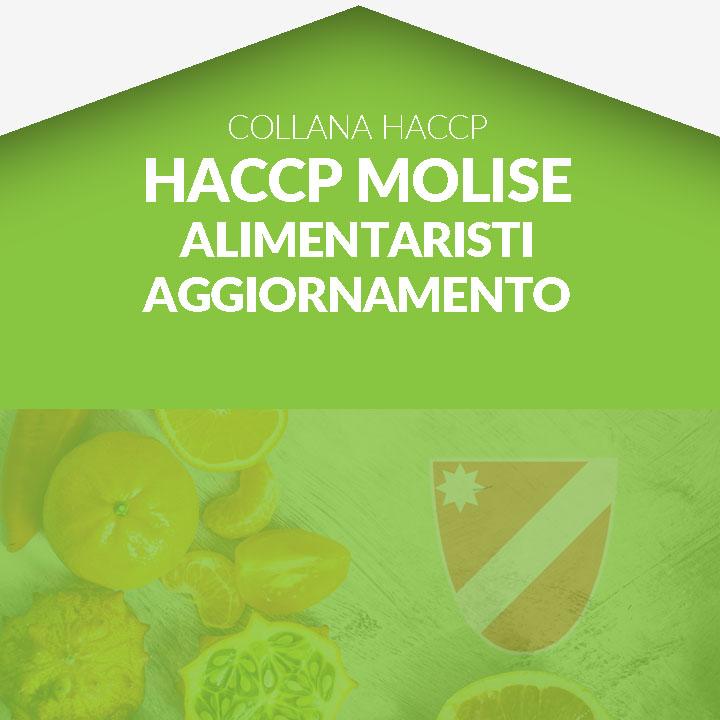 Corso in aula  HACCP MOLISE - Alimentaristi - AGGIORNAMENTO