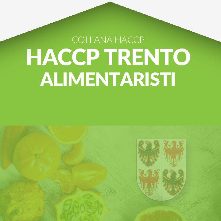 Corso in aula  HACCP TRENTO - Alimentaristi