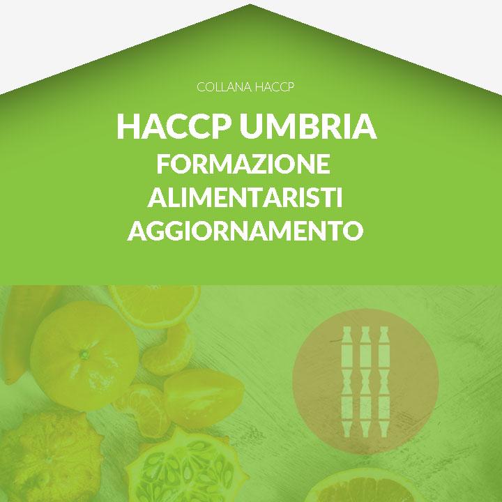 Corso in aula  HACCP UMBRIA - Formazione per l'aggiornamento