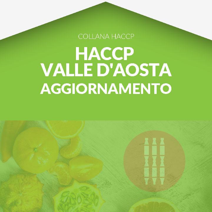 Corso in aula  HACCP VAL D'AOSTA - Aggiornamento