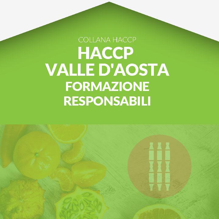 Corso in aula  HACCP VAL D'AOSTA - Formazione di primo livello